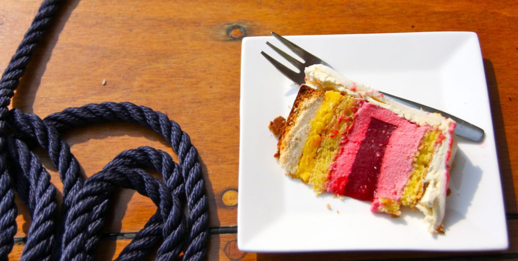 citroenframbozen taart